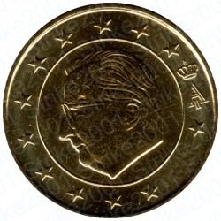 Belgio 2009 - 50 Cent. FDC