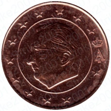 Belgio 2010 - 1 Cent. FDC