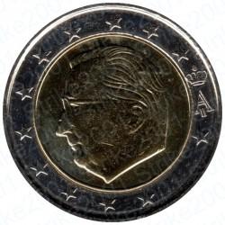 Belgio 2011 - 2€ FDC