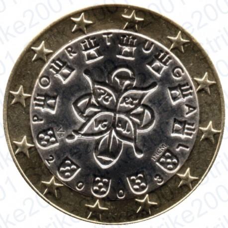 Portogallo 2003 - 1€ FDC