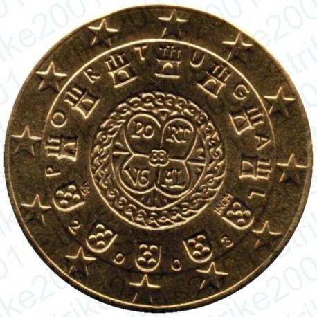 Portogallo 2003 - 20 Cent. FDC