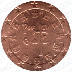 Portogallo 2004 - 1 Cent. FDC