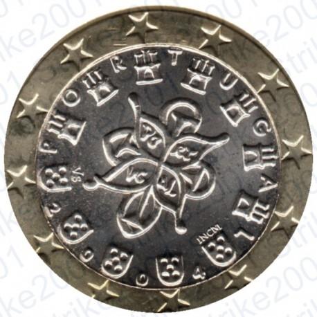 Portogallo 2004 - 1€ FDC