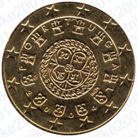 Portogallo 2004 - 20 Cent. FDC