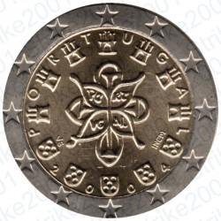Portogallo 2004 - 2€ FDC