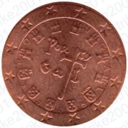 Portogallo 2005 - 1 Cent. FDC