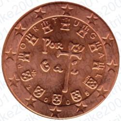 Portogallo 2005 - 2 Cent. FDC