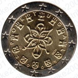 Portogallo 2005 - 2€ FDC
