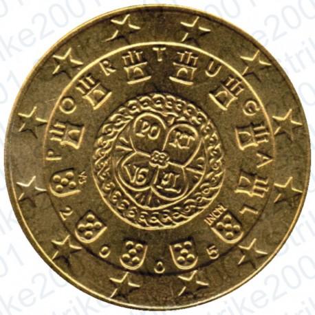 Portogallo 2005 - 50 Cent. FDC