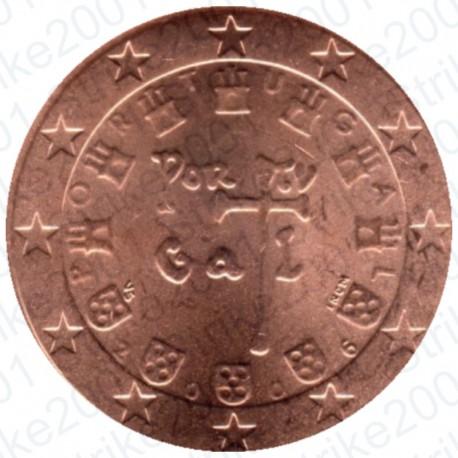 Portogallo 2006 - 1 Cent. FDC