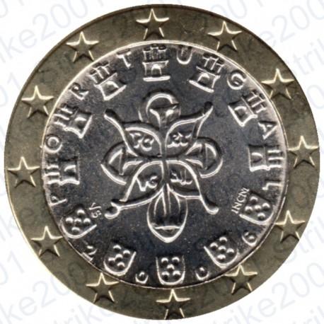 Portogallo 2006 - 1€ FDC