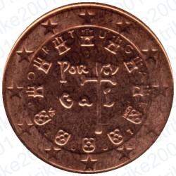 Portogallo 2007 - 2 Cent. FDC
