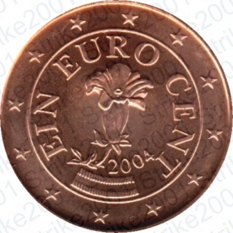 Austria 2004 - 1 Cent. FDC