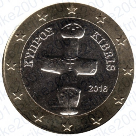 Cipro 2016 - 1€ FDC