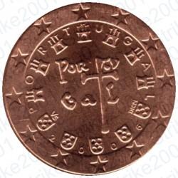 Portogallo 2008 - 2 Cent. FDC