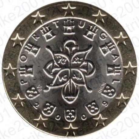 Portogallo 2009 - 1€ FDC