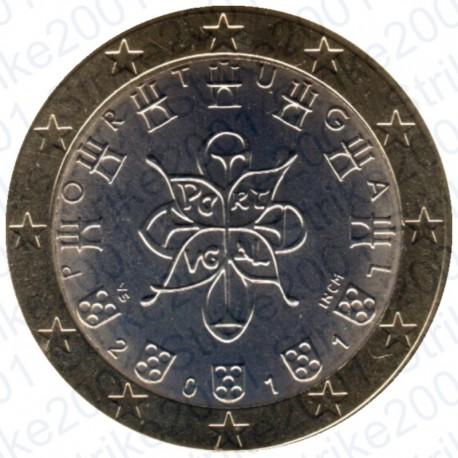 Portogallo 2011 - 1€ FDC