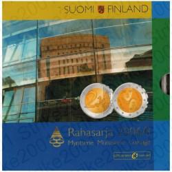 Finlandia - Divisionale Ufficiale 2006 II FDC