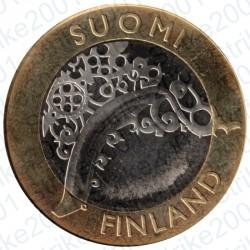 Finlandia - 5€ 2010 FDC Finlandia Occidentale