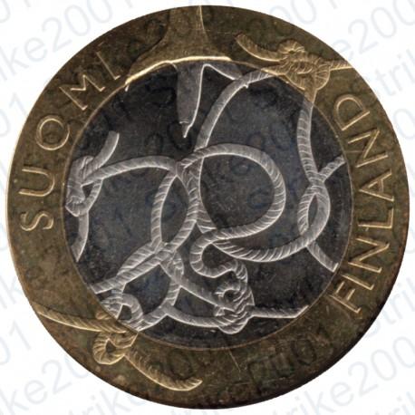 Finlandia - 5€ 2011 FDC Province Storiche III