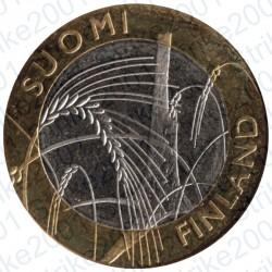 Finlandia - 5€ 2011 FDC Savonia