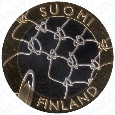 Finlandia - 5€ 2011 FDC Province Storiche IX