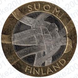 Finlandia - 5€ 2011 FDC Karelia