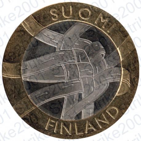Finlandia - 5€ 2011 FDC Province Storiche VI