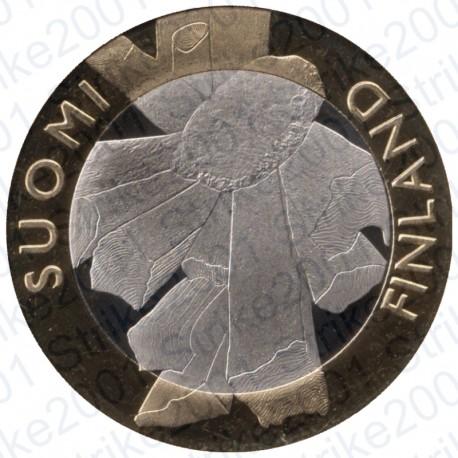 Finlandia - 5€ 2011 FDC Province Storiche VII