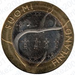 Finlandia - 5€ 2011 FDC Lapponia