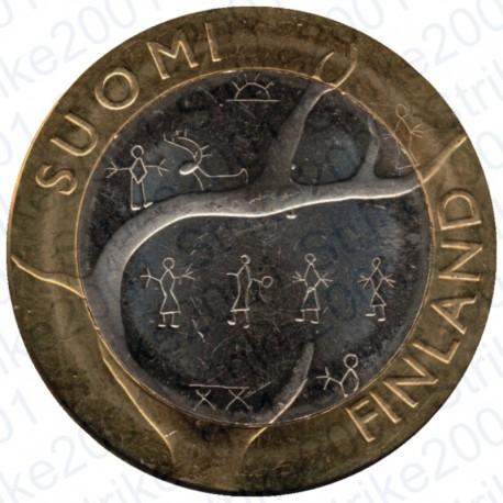 Finlandia - 5€ 2011 FDC Province Storiche VIII