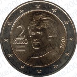 Austria 2004 - 2€ FDC