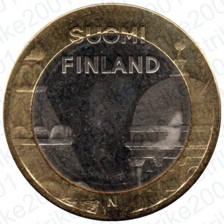 Finlandia - 5€ 2012 FDC Cattedrale