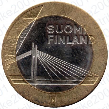 Finlandia - 5€ 2012 FDC Lumberjack