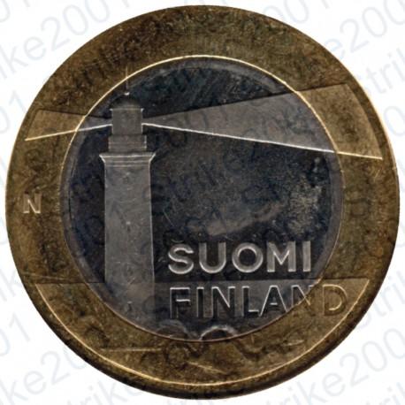 Finlandia - 5€ 2013 FDC Aland