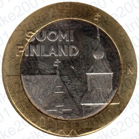 Finlandia - 5€ 2013 FDC Hame