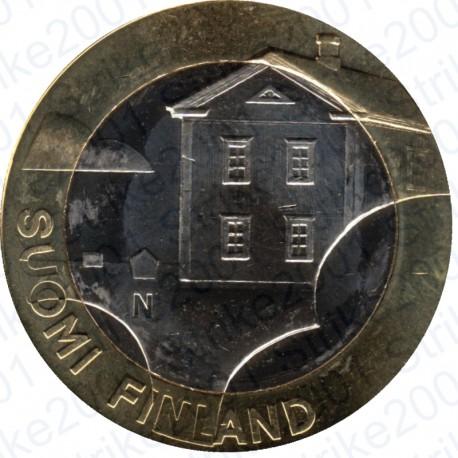 Finlandia - 5€ 2013 FDC Ostrobothnia