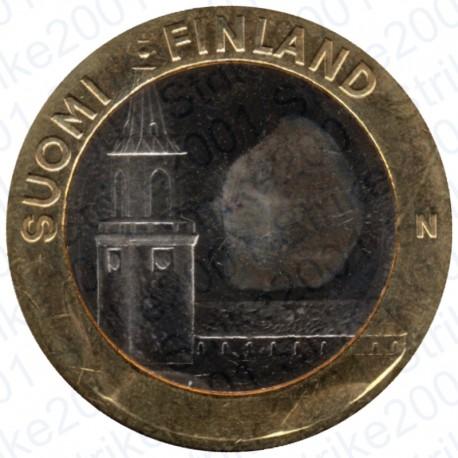 Finlandia - 5€ 2013 FDC Proper