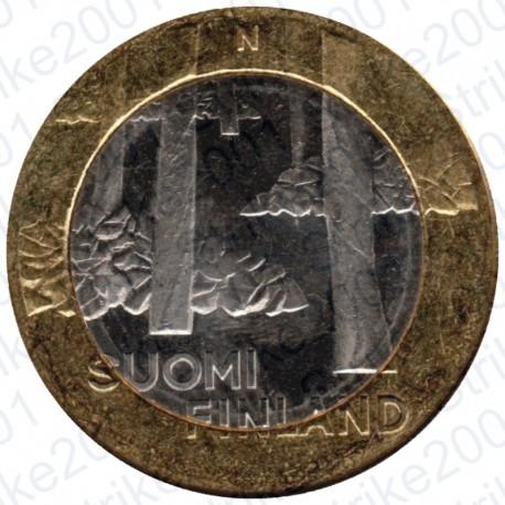 Finlandia - 5€ 2013 FDC Satakunta