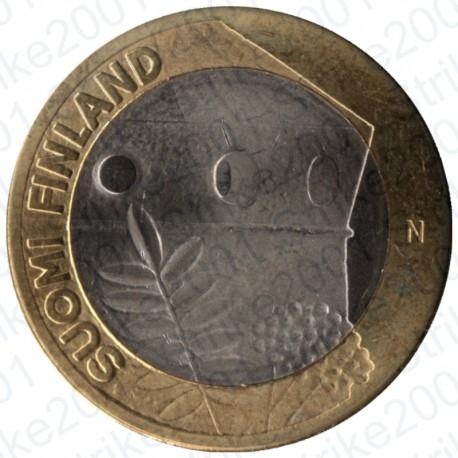 Finlandia - 5€ 2013 FDC Savonia