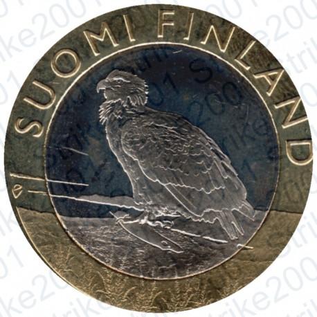 Finlandia - 5€ 2014 FDC Aland-Aquila