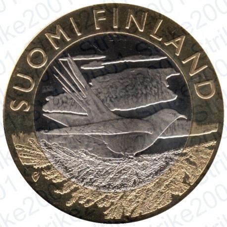 Finlandia - 5€ 2014 FDC Karelia-Cuculo
