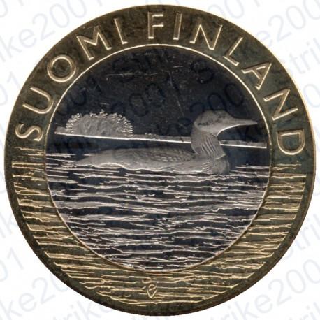 Finlandia - 5€ 2014 FDC Savonia-Strolaga Mezzana