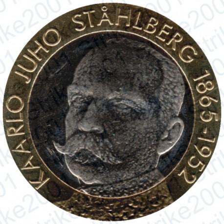 Finlandia - 5€ 2016 FDC Presidente Stahlberg