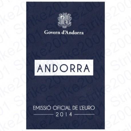 Andorra - Divisionale Ufficiale 2014 F.S.