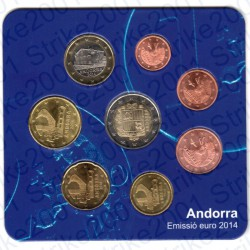 Andorra - Starter Kit 2014 FDC