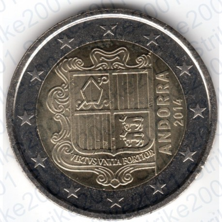 Andorra 2014 - 2€ FDC