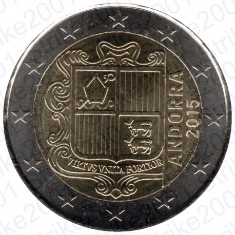 Andorra 2015 - 2€ FDC