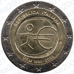 Italia - 2€ Comm. 2009 FDC EMU