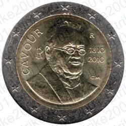 Italia - 2€ Comm. 2010 FDC Cavour